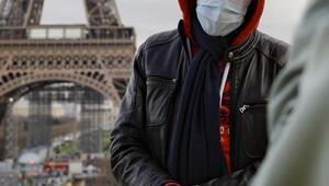 Fransada son 24 saatte koronavirüsten 344 kişi hayatını kaybetti
