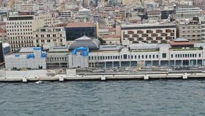 Galataport Kruvaziyer Liman projesinde sona yaklaşıldı