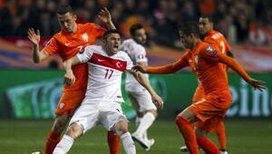 Türkiye ile Hollanda 13. kez rakip olacak