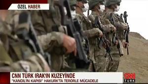 Türkiye'yi bu üsler koruyor... Kandil'in kapısı Hakurk'ta terörle mücadele sürüyor