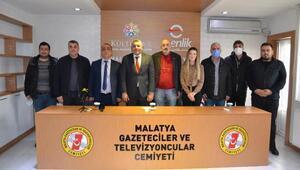 Başkan Sadıkoğlundan, MGTCye hayırlı olsun ziyareti