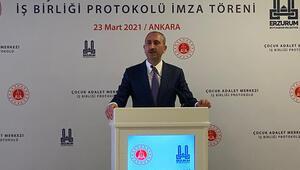 Adalet Bakanı Gül: Kadına yönelik şiddete asla tolerans tanıyamayız