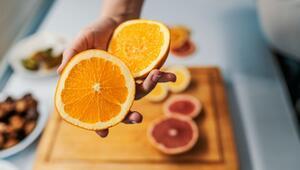 C vitamini eksikliği belirtileri nelerdir İşte C vitamini bulunan besinler