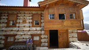 Antalyanın tarihi düğmeli evleri