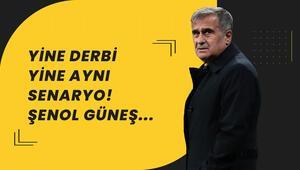Beşiktaş - Fenerbahçe maçı ve aynı senaryo Şenol Güneş detayı, Altay Bayındır, Aboubakar...