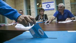Son dakika haberi: İsrailde seçim sonuçları belli oldu