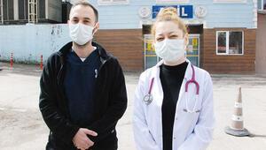Doktorlara su saldırısı