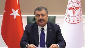 Sağlık Bakanı Koca: Filyasyon ekiplerimiz filmlere romanlara konu olacak başarı hikayeleri yazdı