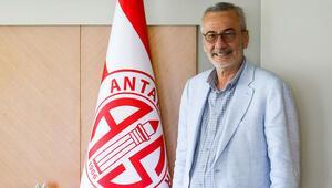 Antalyaspor Başkanı Mustafa Yılmaz: Hedefimiz Türkiye Kupası