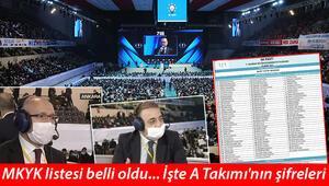 Son dakika... AK Parti MKYK listesi belli oldu İşte AK Partinin yeni genel başkan vekilleri