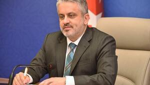 Ayhan Salman kimdir AK Parti MKYK Üyesi Ayhan Salman hakkında bilgiler