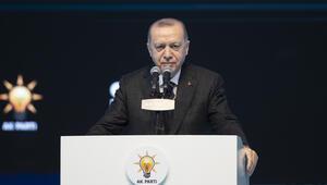 Son dakika... AK Partinin 7. Olağan Büyük Kongresi... İşte Cumhurbaşkanı Erdoğanın merakla beklenen konuşması