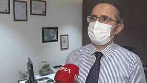 Koronavirüse yakalanan doktor Göktürkten acı haber