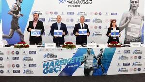 16. İstanbul Yarı Maratonu basın toplantısı yapıldı