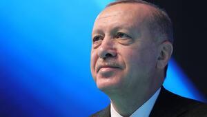 Yeniden genel başkan seçilen Erdoğana tebrik mesajları