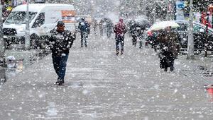 Marmara Bölgesinin doğusunda kar yağışı bekleniyor
