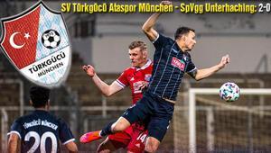 Münih Türkgücü kupada 2 golle tur atladı
