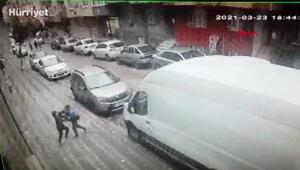 Bisikleti çalınan çocuk, bisikletini çaldığı iddia  edilen yaşıtları tarafından darbedildi