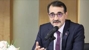 Bakan Dönmez: Türkiyede madencilik dünya standartlarına uygun şekilde yürütülüyor
