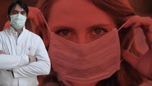 Koronavirüs bitse bile... Maske uzun yıllar hayatımızda kalacak