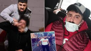 Görüntüler infial yarattı Çıplak fotoğraflarını gösterip darbettiler... Delikanlı lakaplı Fırat K. yakalandı