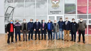 Zorluoğlu: Ortak projelere imza atacağız
