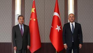 Bakan Çavuşoğlundan Çin açıklaması