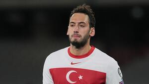 Hakan Çalhanoğlunda flaş gelişme Juventus talip oldu