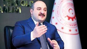 Bakan Varank: Çarklar dönmeye devam ediyor