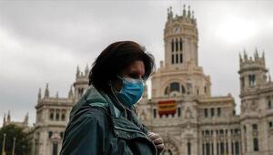 İspanyada koronavirüsten dolayı günlük can kayıpları artmaya başladı