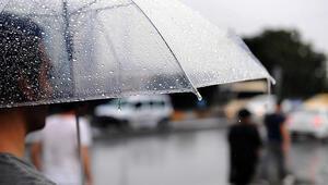Marmara Bölgesinin doğusunda yağmur bekleniyor