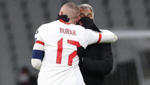 Türkiye 588. maçında Norveç deplasmanında