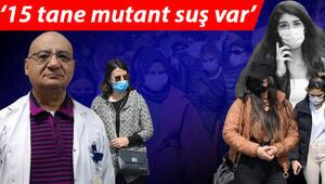 Prof. Dr. Yalçından yeni mutant virüs uyarısı