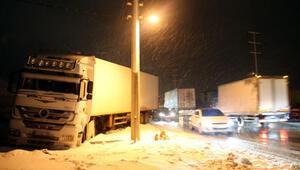 Bitliste zincirleme buzlanma kazası: 3 yaralı