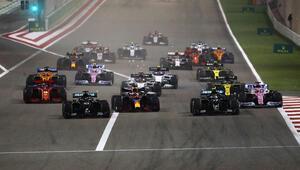 Formula 1de yeni sezon başlıyor İşte takvim...