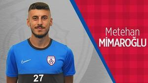 Altınordu'da Metehan Mimaroğlu rüzgarı Gol attığı 6 maçta 16 puan...