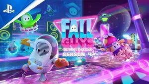 Fall Guys Sezon 4 Squad Moduna dair yenilikler