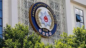 Ankara Emniyet Müdürlüğü: H.K.A. isimli şahıs yakalandı