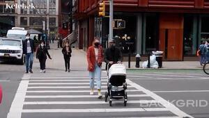 Bebek arabasını dönüşümlü kullandılar