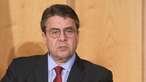 Eski Almanya Dışişleri Bakanı Gabrielden Türkiye açıklaması