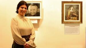 Diyarbakırda Tarihe iz bırakan kadınlar sergisi