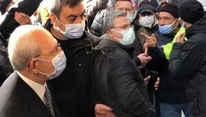 Bursada vatandaştan CHP Genel Başkanı Kılıçdaroğluna tepki