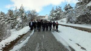 Turist rehberleri Yozgatı gezdi