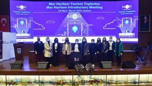 48 il belediyesine 'Mor Haritam' tanıtıldı