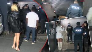 Akıllanmadılar Kepenk arkasında parti... Yabancı uyruklu çok sayıda kişiye ceza yağdı