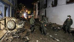 Kolombiyada dehşet: Bomba yüklü araçla saldırı düzenlendi
