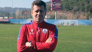 Hüseyin Eroğlu: Altınordu Süper Lige hazır