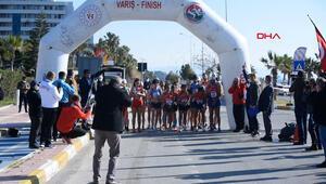 Yürüyüş milli takımında Ayşe Tekdal, olimpiyat kotası aldı