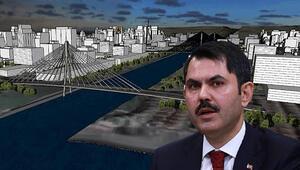 Bakan Kurumdan Kanal İstanbul açıklaması