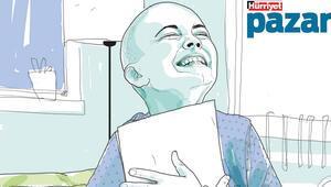 'Bu hastalıktan sonra yaptığınız her şeyde mutlu olmak istiyorsunuz'